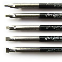 We are a leading provider of calligraphy supplies and calligraphy materials, selling many types of calligraphy pens, calligraphy nibs, dip pens and calligraphy fountain pens. Calligraphy Tools, How To Write Calligraphy, Calligraphy Letters, Painting Tools, Drawing Tools, Painting & Drawing, Kunst Poster, Beautiful Handwriting, Dip Pen