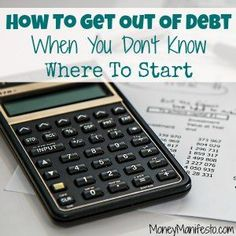 Drowning in debt is an awful feeling. Want to get out of debt but don't know where to start or how to pay off debt? Should you use the debt snowball or debt avalanche? This series of posts shows you exactly what you need to know and how to get started paying off your debt. It works for all types of debt including student loan debt, credit card debt, mortgage debt, personal loan debt, etc. Your wallet or purse will be glad you took the time to read this!