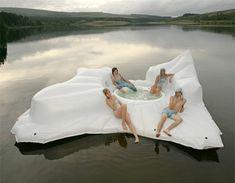 modern hot tubs.