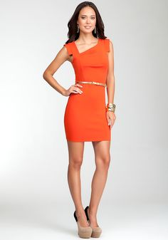 I have this dress in white. Soft material, classic, definitely a showstopper.