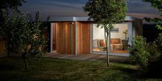 Gallery – Garden Rooms, Garden Offices and Garden Studios Backyard Storage Sheds, Shed Storage, Outdoor Dining, Outdoor Decor, Dining Area, Garden Office, Surrey, Ideal Home, Home And Garden
