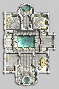 Bath House urban City 2000 × 3000