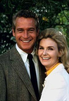 Paul Newman & Joanne Woodward, ( 1968)