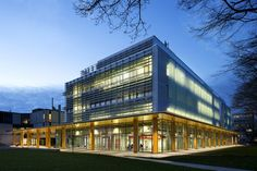 Earth Sciences Building / Perkins + Will