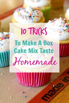 Cakes To Make, How To Make Cake, Making A Cake, Cake Mix Cupcakes, Cupcake Mix, Cupcake Cakes, Dessert Party, Bakery Cakes, Food Cakes