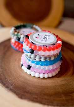 LOKAI bracelets, VARIOUS COLORS/SIZES