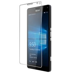 Microsoft Lumia, Curved Glass, Tempered Glass Screen Protector, Electronics, Phone Accessories, Film, Movie, Films, Film Stock