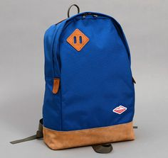RETRO DAY PACK, ROYAL BLUE :: HICKOREE'S