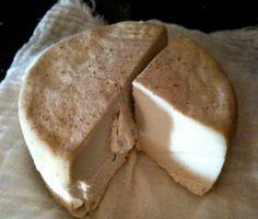 Fresh Fermented Vegan Cheese: Basic cheese