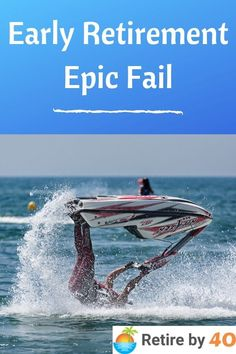 Early Retirement Epic Fail - Early Retirement doesn't always work out. Let's see what we can learn from a case of FIRE epic fail. Mistakes were made. #FIRE #earlyretirement #RetireEarly I Am An Engineer, Keeping Up Appearances, Positive Body Image, Epic Fail, Early Retirement, Ex Wives, Might Have, Mistakes, Fails