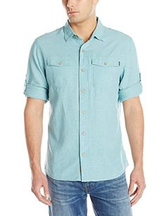 Grab yourself an ethical and durable shirt. The Harrelson is 55% Hemp and 45% Cotton, making it as tough as it is comfortable. Lifetime guaranteed.