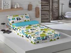 Saco nórdico NATURALS ELEPHANT KIDS / UNICO SIN relleno|Comprar en tienda online