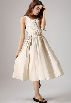 loose fitting dressivory dresscasual dresses linen