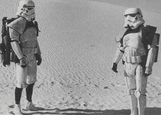 Star Wars: Behind the Scenes Star Wars Film, Star Wars Art, Star Trek, Trivia, Star Wars Battlefront 3, The Trooper, Storm Troopers, Imperial Stormtrooper, Nerd