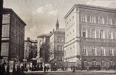 Bratislava, Hospitals, See Photo, 1930s, Multi Story Building, It Cast, Street View