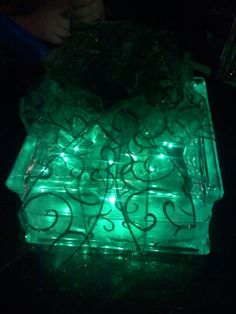 Samples of Designs - Ice Light Delights