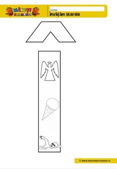 Comunicare in limba romana Archives - Pagina 3 din 5 - Manute Pricepute Kindergarten, Preschool, Kids, Montessori, Maya, Number, Craft, Full Bed Loft, Young Children