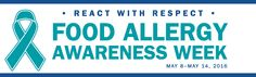Food Allergies: React with Respect