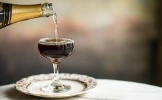 Black Velvet cocktail recipe (Guinness, champagne) | Photo: Daniel Krieger