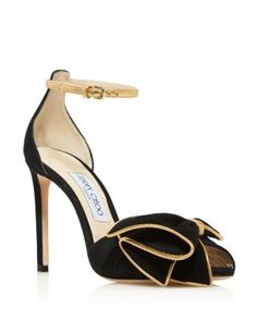 ecd95b646fb Jimmy Choo Women s Karlotta 100 High-Heel Sandals Shoes - Bloomingdale s