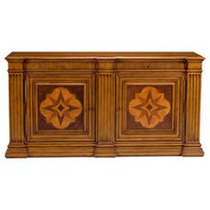 Lombardy Marquetry Sideboard     large
