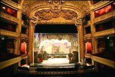 L'opéra comique, Paris.