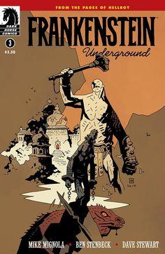 Exclusive Preview: Frankenstein Underground #3 | Blastr