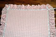 Crocheted Baby Afghan from The Best of Terry Kimbrough Baby Afghans