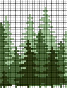 Crochet Wall Art, Tapestry Crochet Patterns, Crochet Wall Hangings, Pixel Crochet Blanket, Alpha Patterns, Loom Patterns, Pixel Pattern, Pattern Art, Cross Stitch Designs
