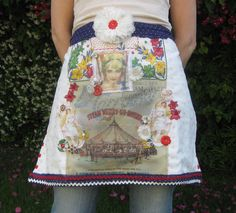 Holly Loves Art: Three Years of Making Art Aprons