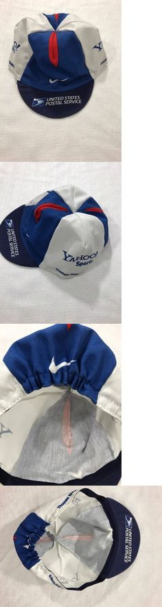 Hats Caps and Headbands 158994: Nike 2001 Usps Cycling Hat- Yahoo Team Sponsor -> BUY IT NOW ONLY: $87 on eBay!