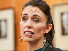 Prime Minister Jacinda Ardern says she has received at least one death threat from protesters. Leadership Classes, Character Bank, Who Runs The World, Illustrations And Posters, Female Images, Human Rights, Female Characters, Role Models, Feminism