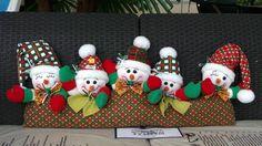 Resultado de imagen para muñecos navideños 2015 con luces