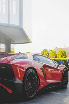 supercars-photography:  Lamborghini Aventador SV by Manzo...