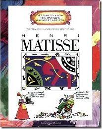 World's Greatest Artists study on Henri Matisse