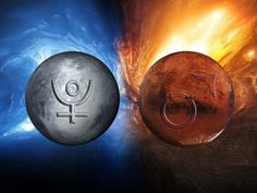 """Mars Conjunct Pluto (November 10, 2014) """"You are here to be responsible for and to one another…This is the Lesson and Truth of Capricorn. You are here to honor and keep to the path, To build upon the great efforts of those who came before. You must use your power to Create, not destroy. You will learn to act with Power and by Love… For it is the Way, it is the only path, That will take you Home."""" @billattride #astrology"""