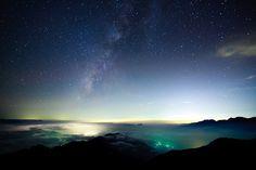 Hopeful Cosmic Sky.