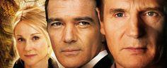 L'altro Uomo-Liam Neeson e Antonio Banderas
