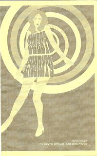 """Sweet Charity"" - Bob Fosse's Broadway musical.  Gaetana Caldwell-Smith play reviews:"