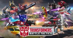 Transformers: Battle Tactics for PC - Free Download - http://gameshunters.com/transformers-battle-tactics-pc-download/