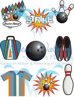 free sports bowling clipart clip art pictures graphics 2 olivia rh pinterest com Bumper Cars Clip Art Water Games Clip Art