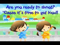 We Can Praise Jesus Preschool Bible, Preschool Music, Bible Activities, Kindergarten Music, Kindergarten Graduation, Kids Music Videos, Music For Kids, Kids Songs, Bible Stories For Kids