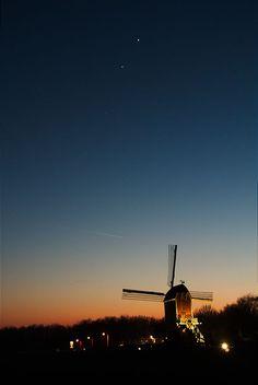 Holanda + venus + jupiter