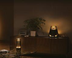 Yamaha Relit LSX-70 & 170 : des enceintes sans-fil, design très lumineuses #HomOfSound