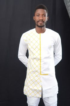 African clothing dashiki dashiki shirt men suit by EdemFashion
