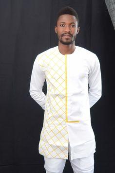 African clothing dashiki dashiki shirt men suit by EdemFashion