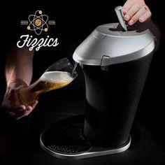 FIZZICS™ Revolutionary Beer System