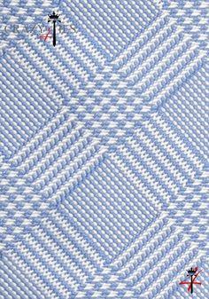 Particolare Tessuto Cravatta Principe di Galles in Seta Jacquard Grigio Azzurro e Bianca