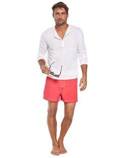 Coral Resort Short for Men