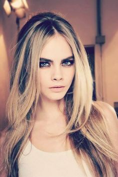 Girlcrush of the week #4: Cara Delevigne (of course she's got to be in this list)